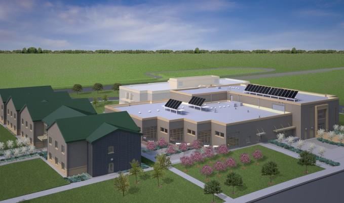 Camp Ripley National Guard Education Center