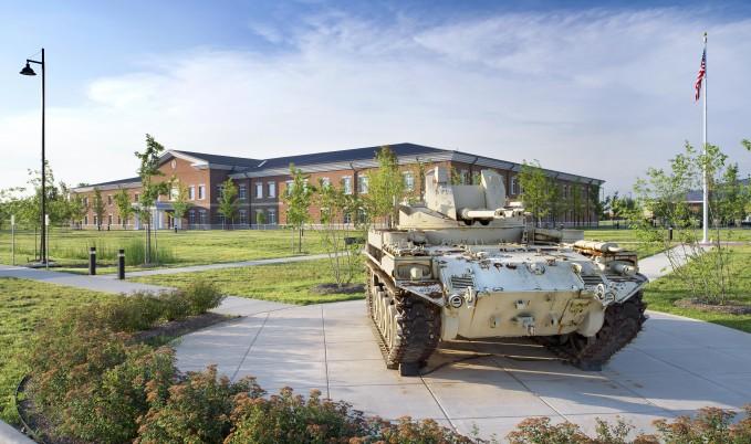 Fort Benjamin Harrison Armed Forces Reserve Center